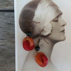 Art Deco Flapper Inspired Earrings